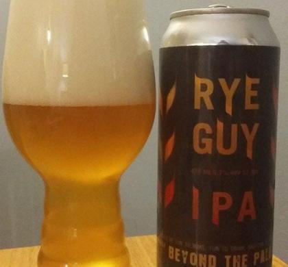 Rye Guy de Beyond the Pale (Ottawa)