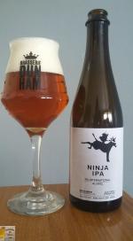 Ninja IPA de la Brasserie Dépareillée
