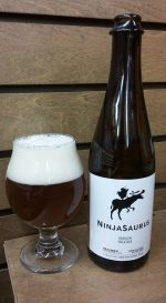 NinjaSaurus de Brasserie Dépareillée