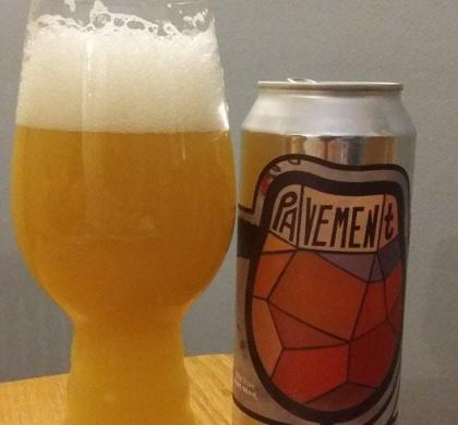 Pavement de Foam Brewers (Vermont)