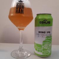 Nano IPA de Oshlag