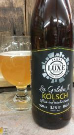 Golden K de la Brasserie Luxe