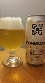 Ironworks de la Microbrasserie 4 Origines