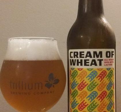 Cream of Wheat de Bellwoods et Other Half (Toronto / New York)