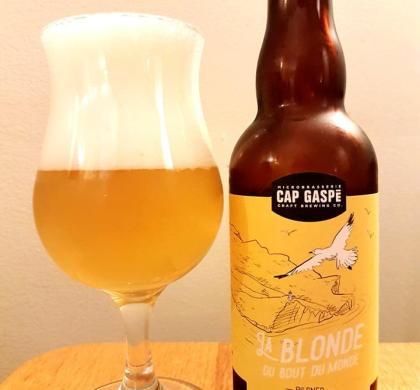 Blonde du Bout du Monde de Cap Gaspé