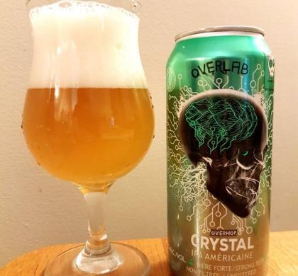 Overlab Crystal de OverHop