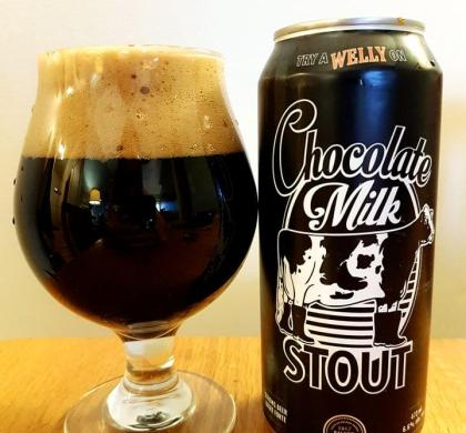 Chocolate Milk Stout de Wellington (Ontario)