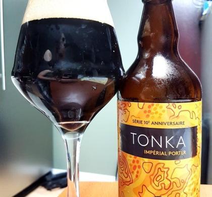 Tonka de Trèfle Noir