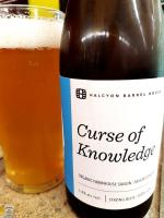 Curse Of Knowledge de Halcyon Barrel House (Beau's)