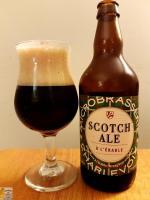 Scotch Ale à l'érable de la Microbrasserie Charlevoix