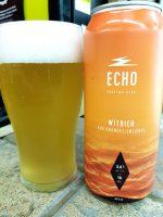 Witbier aux oranges entières de Echo