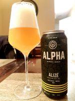 Alizé de Brasserie Alpha
