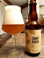 Sandy Beach de Cap Gaspé