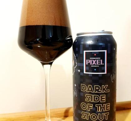 Dark Side Of The Stout de Pixel