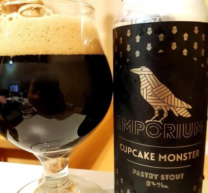 Cupcake Monster d'Emporium