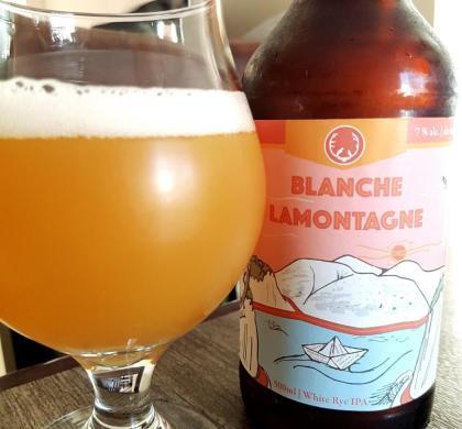 Blanche Lamontagne de Pit Caribou