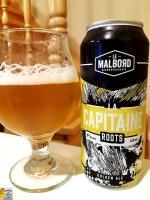 Capitaine Roots (Golden Ale) du Malbord