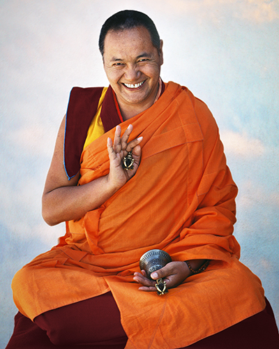 Lama Yeshe, California, 1977