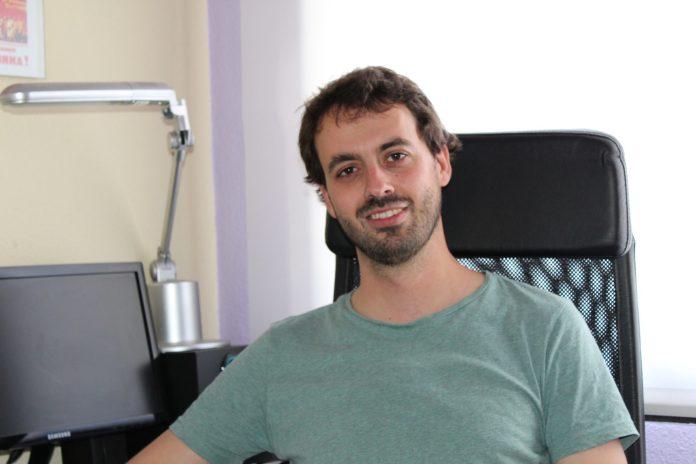 Raúl Salazar, especialista en Economía y Empleo del PTD