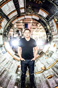 Elon Musk, CEO de SpaceX y Tesla Motors
