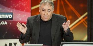 Antonio García Ferreras, periodista de La Sexta, en su programa Al Rojo Vivo.