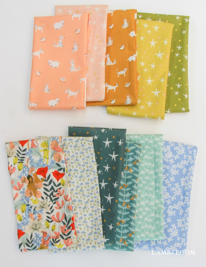 playground by dylan m windham fabrics moder fabric bundle