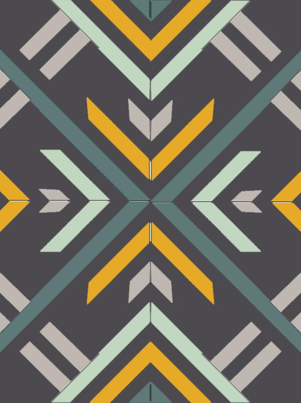 homecoming quilt kit green art gallery fabrics