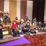 1月29日サクラビア成城でガムランと舞踊コンサート