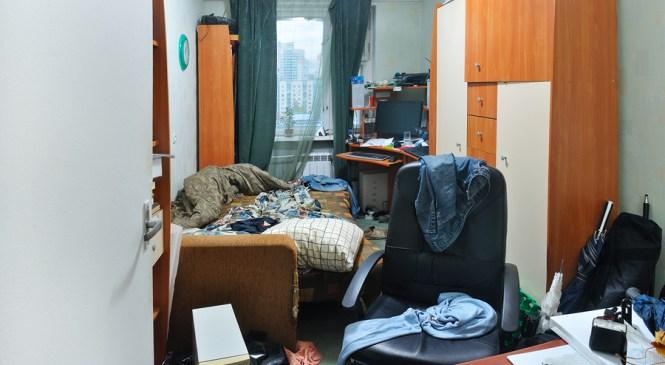 A Disorganized Life