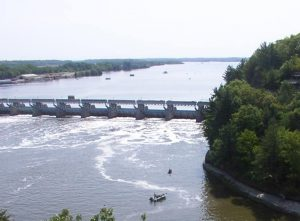 Illinois River at Starved Rock