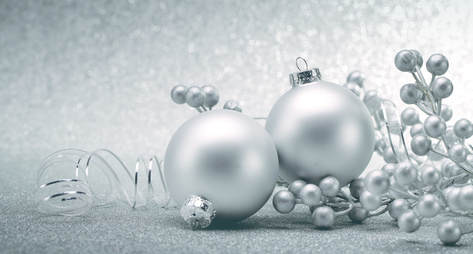 Colors of Christmas – Silver