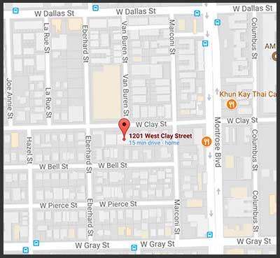 Google Map Illustration