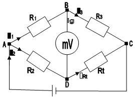 Physics Experiment: LETI-50 Temperature Properties of