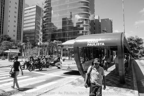 Avenida Paulista, Domingo 03/Dez/2017
