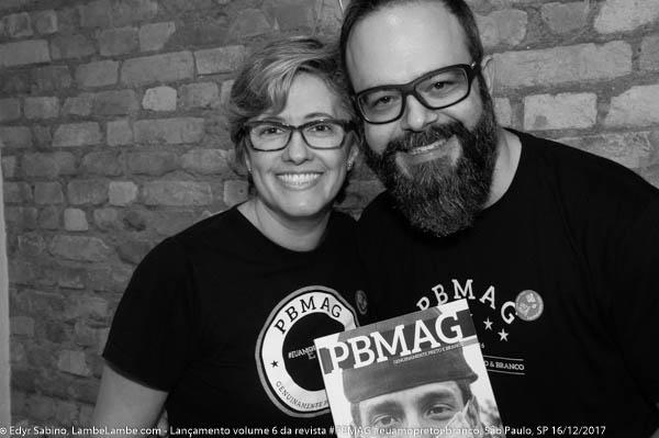 PBMAG #6 Lançamento do volume 6