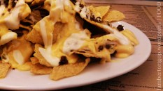 Say cheese. The meaty and cheesy nachos at Ben's Kitchen are tempting starters to a hearty two-thumbs-up meal.