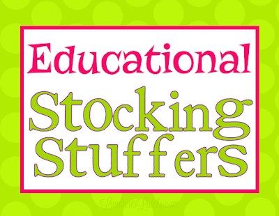 love this fun list of stocking stuffers for kids there are ideas for everyone from