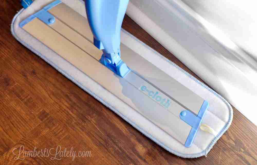 My Secrets To Cleaning Luxury Vinyl Plank Flooring