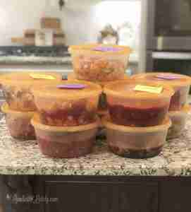 The Clean(er), Health(ier) Instant Pot Freezer Meal Boot Camp