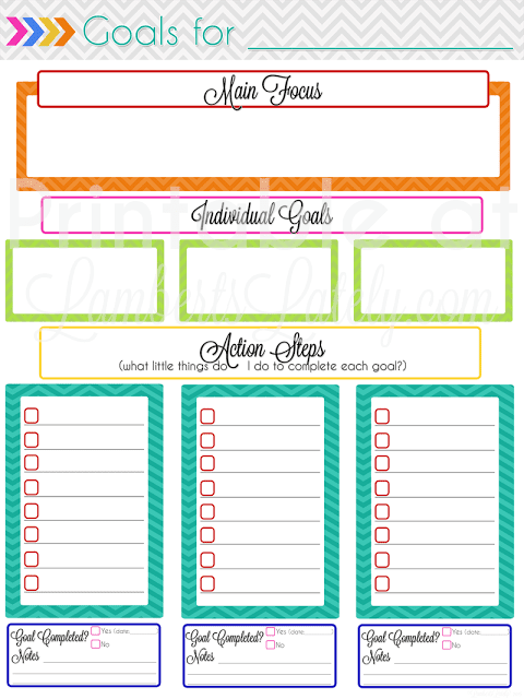 $2.50 - The Ultimate Planning Notebook Collection
