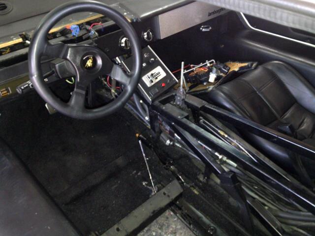 Ignition Switch Lamborghini Countach Replica