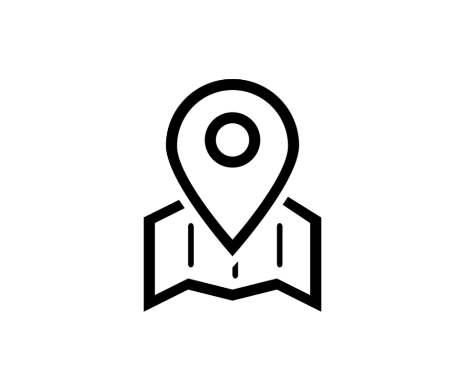 location geo pin
