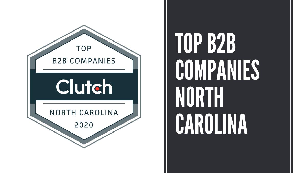 Top B2B Companies In North Carolina