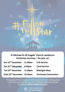 Crib Service @ Saint Michael and All Angels, Lambourn | Lambourn | England | United Kingdom
