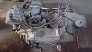 Vespa LX 50 engine 4 stroke | Lambrettafinder
