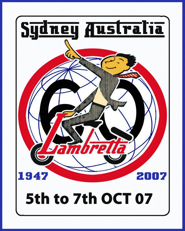 Australian Paraphenalia Lambretta History In Australia