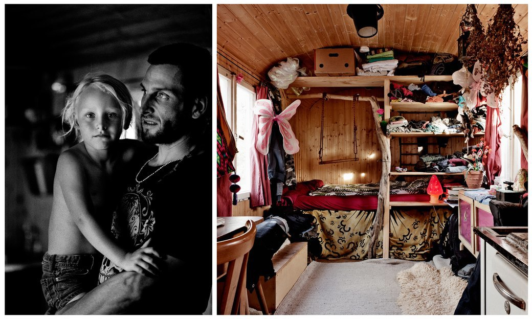 Квартира на колёсах: Как живут люди, отказавшиеся от комфорта традиционных домов. Изображение № 6.