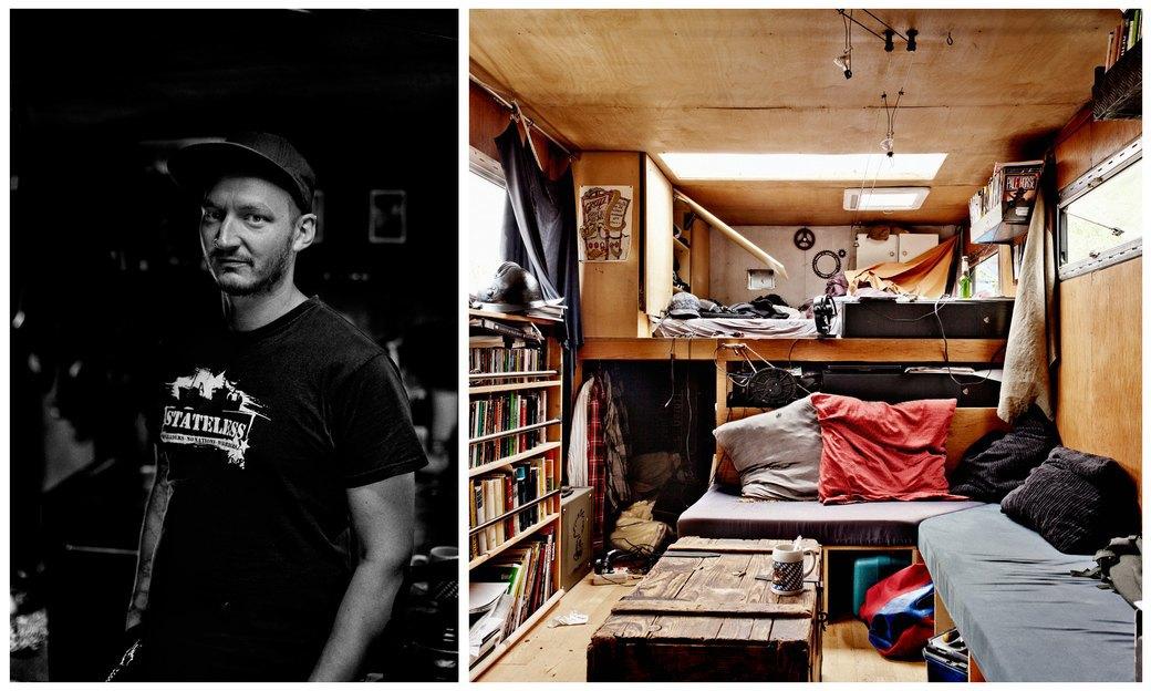 Квартира на колёсах: Как живут люди, отказавшиеся от комфорта традиционных домов. Изображение № 5.
