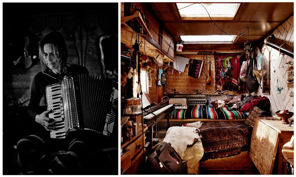 Квартира на колёсах: Как живут люди, отказавшиеся от комфорта традиционных домов. Изображение № 11.