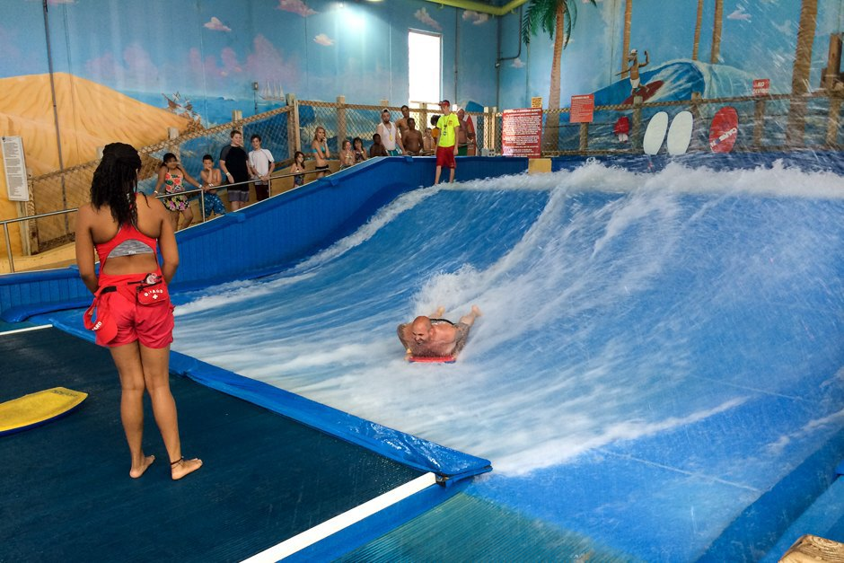 the hazardous waterparks of